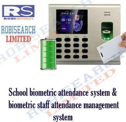 Staff Attendance Management System (Teachers Student) image 1