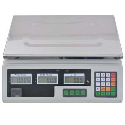 Digital Electronic Price Computing Platform Scale image 1