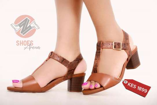 Comfy heels image 1