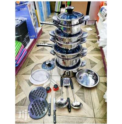 25pcs cookware image 1