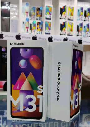 Samsung M31s image 1
