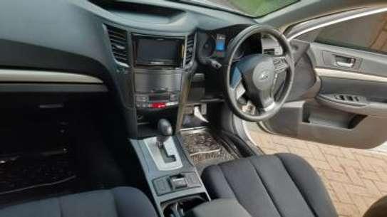 2014 Subaru Legacy KDB 2500cc auto Nice Alloys image 9