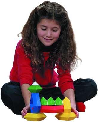 Junior Set 15 Pc Building Block Set Educational Toy image 2
