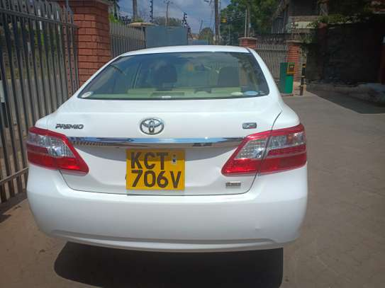 Toyota Premio for Hire image 3