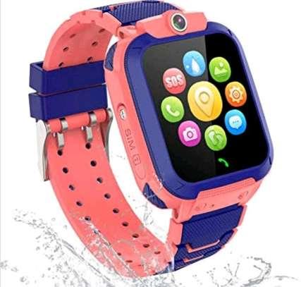 Kids Tracker Smartwatch - Best Emergency Locator and Notifier image 3