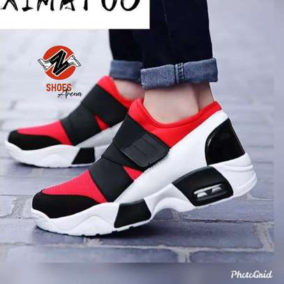 Ladies Comfy Sneakers image 4