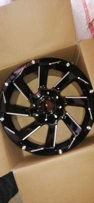Offset Rims size (18),  for Crown, Subaru, Legacy, Harrier. image 9