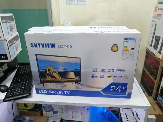 24 inch Skyview Digital LED TV- Brand New Sealed image 3