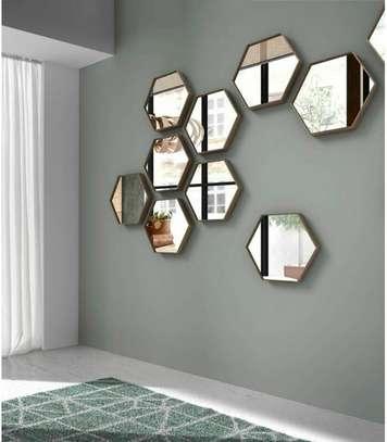 beveled mirrors image 2