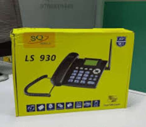 LS 930 SQ Deskphone image 2