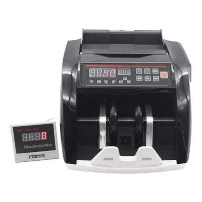 5800B UV/MG LED Display Cash Money Multi Money counting Machine image 1