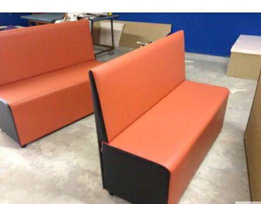 3-seater club sofas