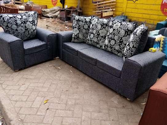 Affordable 4seater Sofa set image 1