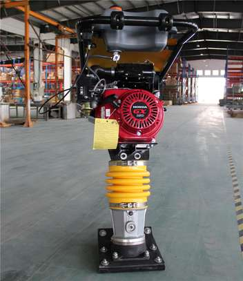 Brand new tamping rammer 5.5HP image 1