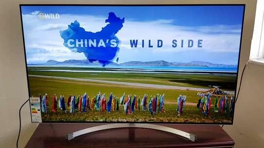 LG 55 Inch 4K Ultra HD OLED Smart TV - 55B7V. Call Now image 2