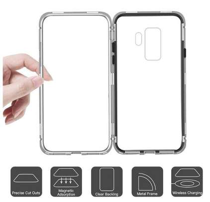 Magnetic Luxury Absorption Cases For Samsung S9 S9 Plus image 6