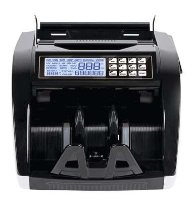 Newest Multi-Currency Compatible Bill Counter Cash Counting Machine Money Counter Suitable for EURO US DOLLAR etc.