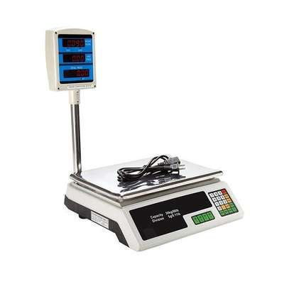 ACS 30 Digital Weighing Scale - Up to 30Kgs image 2
