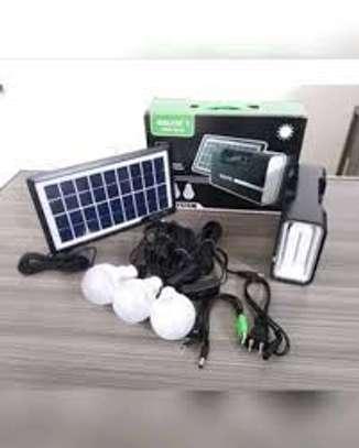 GD LITE SOLAR LIGHTING SYSTEM KIT image 1
