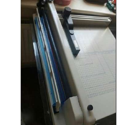A4 Heavy Duty Paper Cutter Guillotine image 1