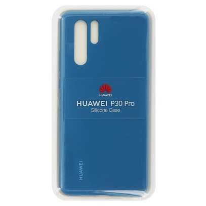 Silicone case with Soft Touch for Huawei P30 P30 Pro P30 Lite image 9