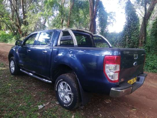 Ford Ranger XLT image 5