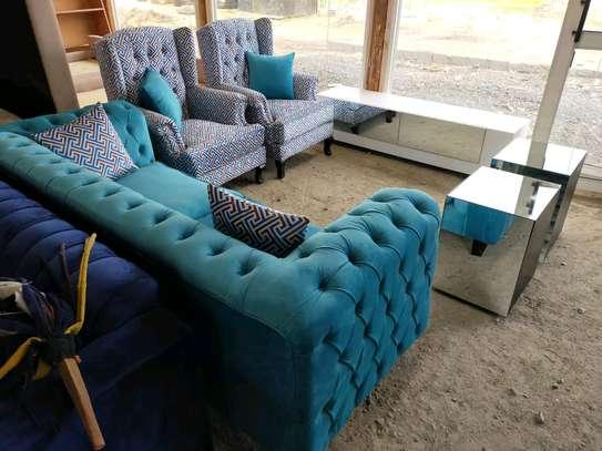 sofas/chesterfield sofas/three seater sofa/one seater sofa/complete set of sofas image 2