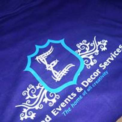 T-SHIRTS BRANDING(Screen & Embroidery Printing) image 3