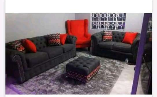 New classy Chesterfield sofa image 1