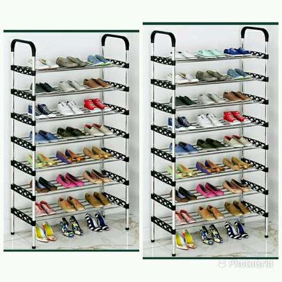 Shoe rack 7 & 8 layers image 1