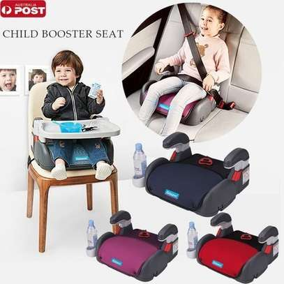 Car Seat Booster Chair Cushion Pad For Toddler Children Child Kids Sturdy image 2