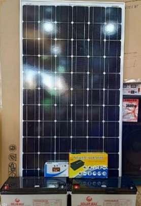 Full Kit 200 Watts Solar System image 1