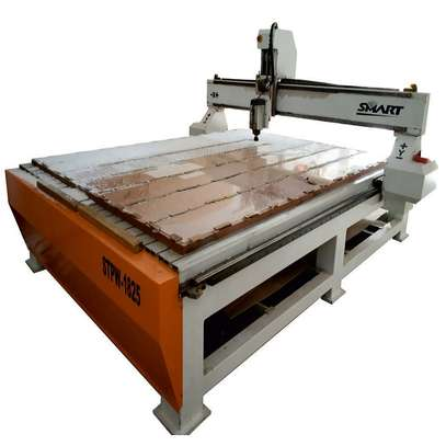High Speed Cnc Router Wood Plate Machine-1218 image 1