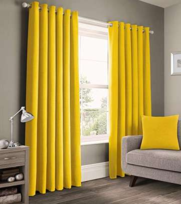 Curtains and curtain sheers. image 2