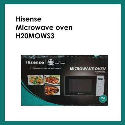 NEW Hisense H20MOWS3 Microwave Oven image 1