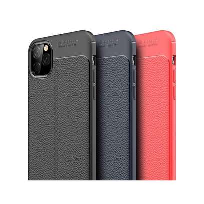 Auto Focus Leather Pattern Soft  Back Case Cover for Apple iPhone 11/11 Pro/11 Pro Max image 4