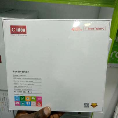 C idea Tablets 16gb 2gb ram(both kids and adults) in shop image 2