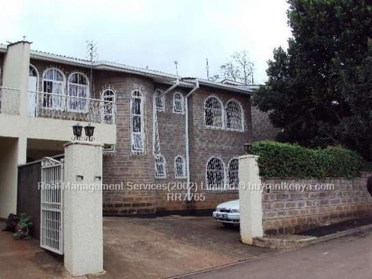 5 bedroom townhouse for rent in Waiyaki Way image 17