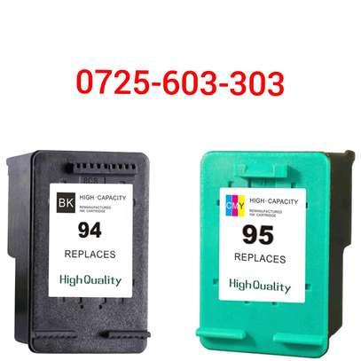 94 black 95 color Inkjet cartridge C8765WN image 2
