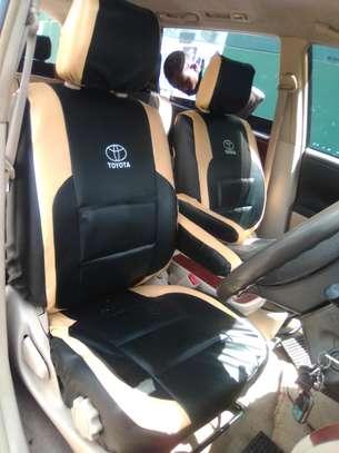 NOAH/VOXY/PRADO/IPSUM CAR SEAT COVERS image 5