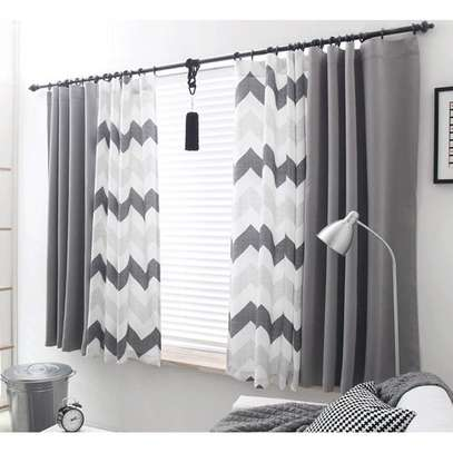 Grey Curtains image 2