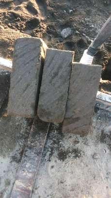Machine cut stones 6*9 image 3