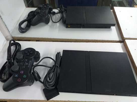 PLAY-STATION 2 CONSOLE