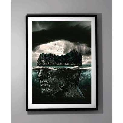 ubconscious Mind Framed Art. image 1