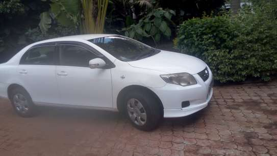 Toyota Axio Almost Brand New