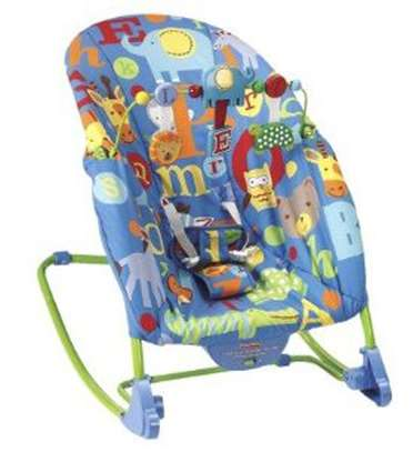 New generation 2in1 deluxe Infant-to-Toddler Rocker image 4