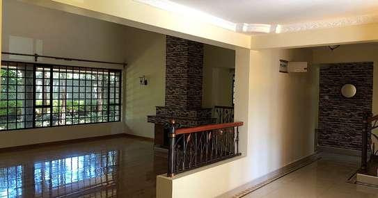 4 bedroom house for rent in Karen image 6