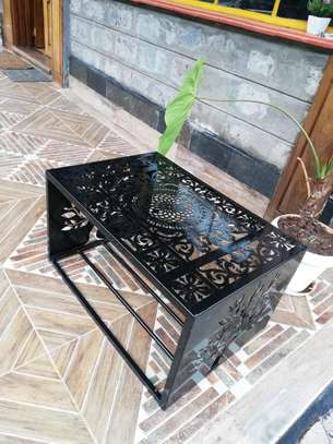 Laser Cut Coffee Table image 1