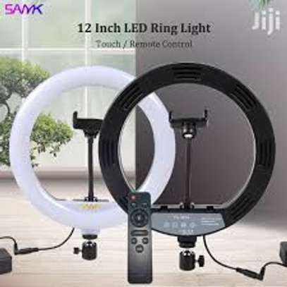 Photography LED Selfie Ring Light 12inch image 1