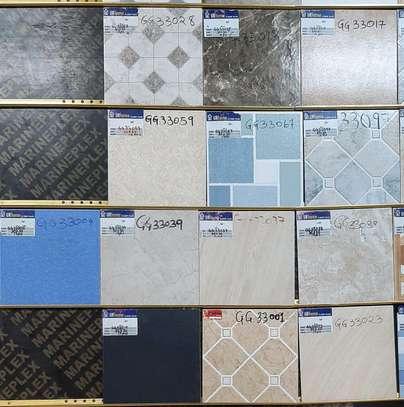 Floor tiles size 300*300mm (17pieces) image 3